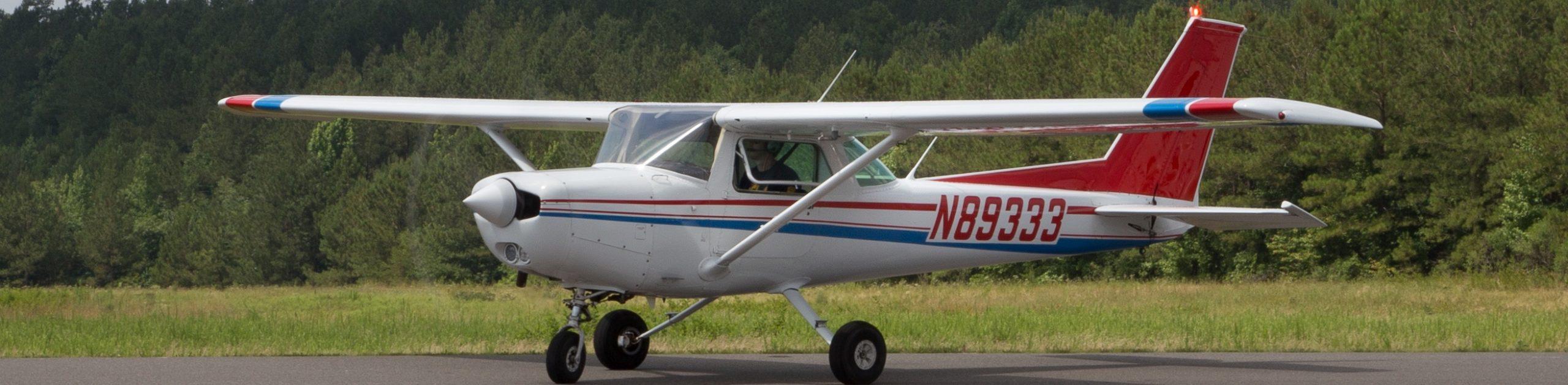 Wings of Carolina Flying Club, at Raleigh Executive Jetport @ Sanford-Lee County